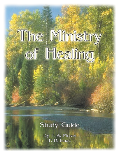 Ministry of Healing Cover